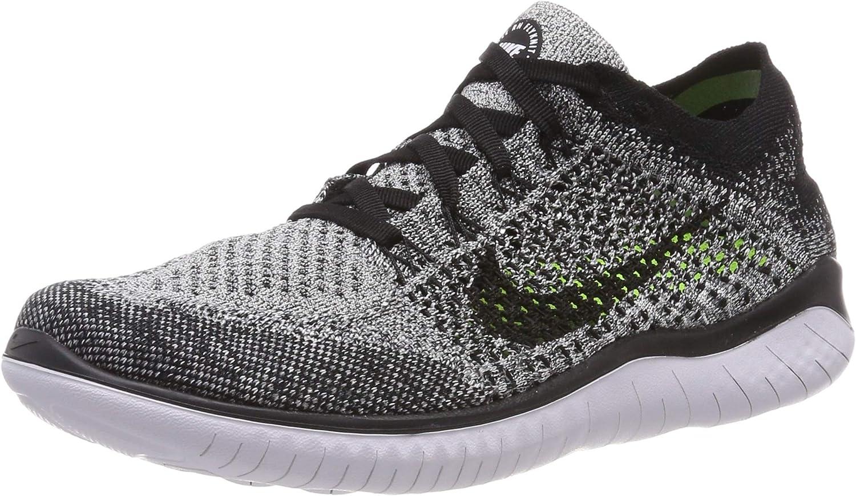 Nike Men's Free RN Fly knit Running Shoe