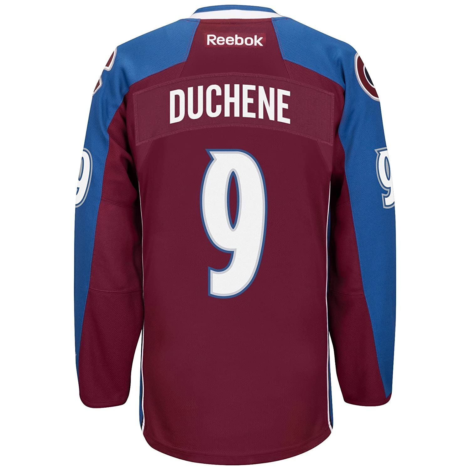 Amazon.com   Reebok Matt Duchene Colorado Avalanche NHL Burgundy Official  Premier Home Jersey Men   Sports   Outdoors 892cb49e2