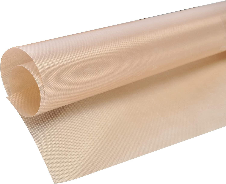 Backunterlage f/ür Backofen B/ügeln abwaschbares Backpapier Backfolie Silikon Teflon hitzebest/ändig /ölbest/ändig zuschneidbar ZITFRI Backpapier wiederverwendbar Dauerbackfolie Backfolien 6pcs 60x40cm