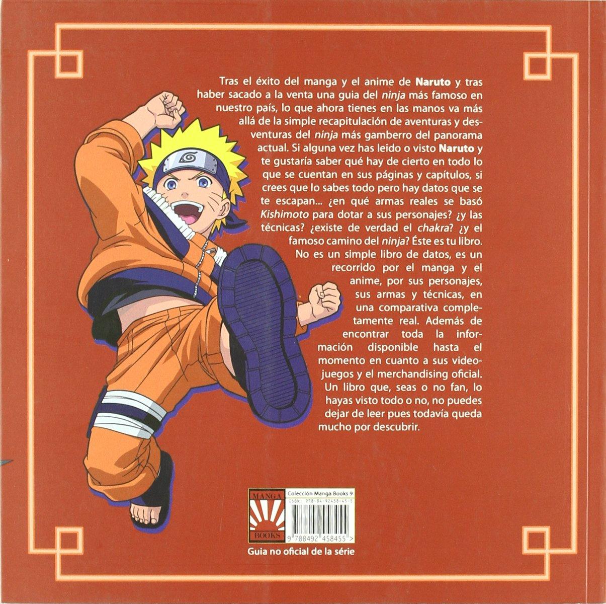 Naruto. La Senda Del Ninja - 2ª Edición Manga tebeos Dolmen ...