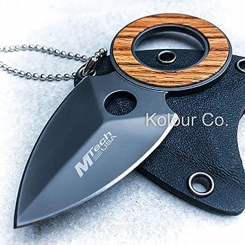 Amazon.com: Cuchillo de caza táctico – Cuchillo de ...