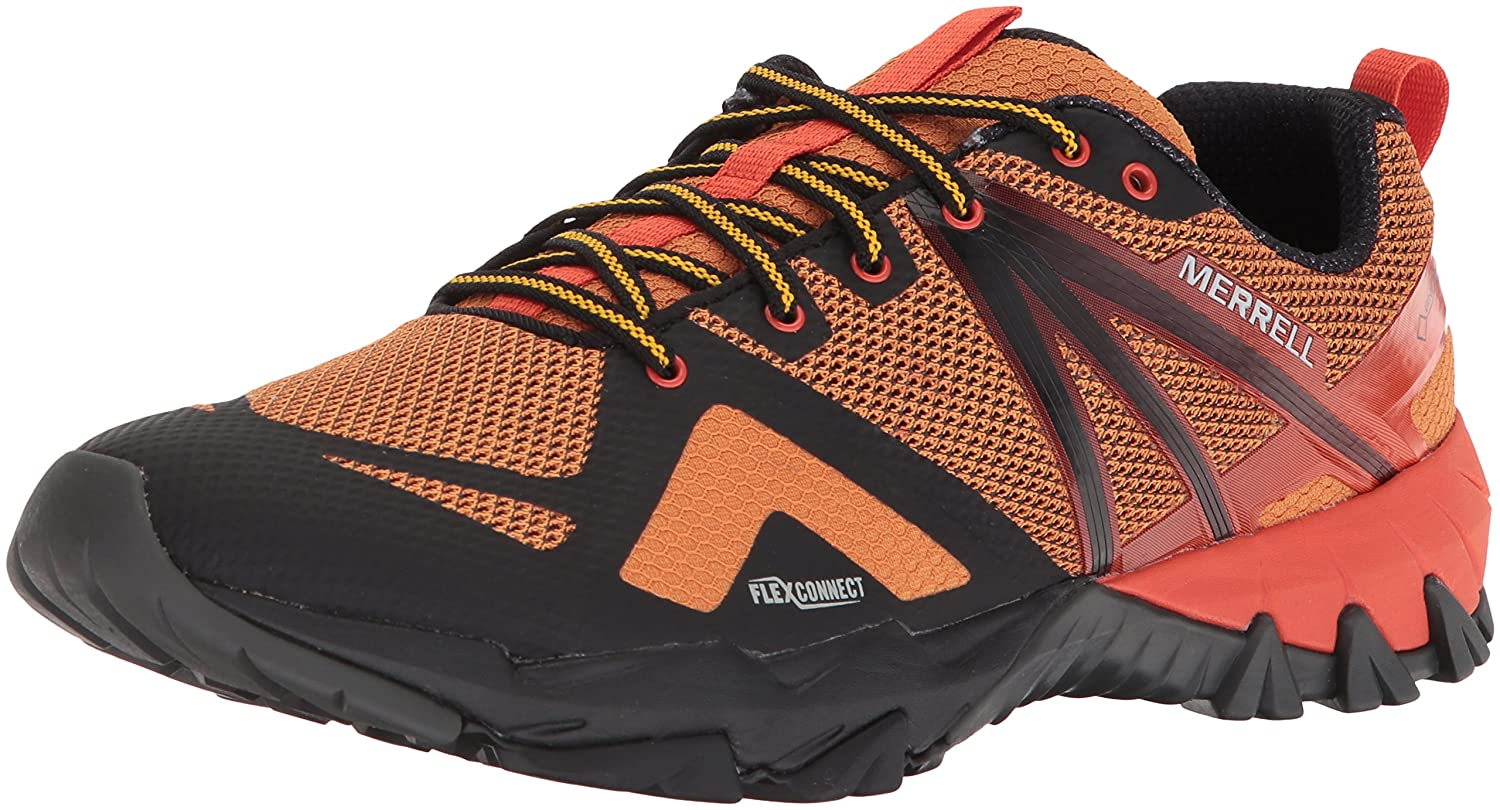 Merrell Men's Mqm Flex Gore-Tex B0716Z8VC1 9 D(M) US|Old Gold