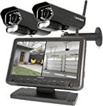 Defender PhoenixM2 Plug & Play Wireless Security Cameras- for Home &