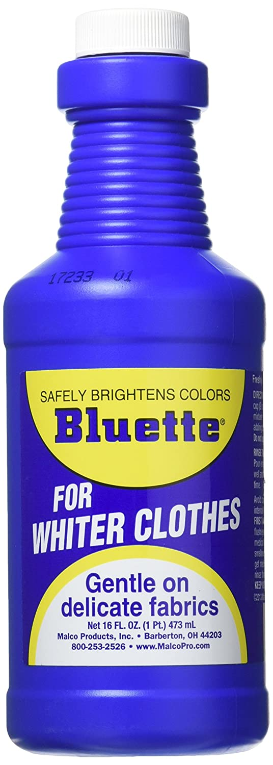 Bluette Bluette Concentrated Liquid Laundry Bluing, 16 Fl Oz