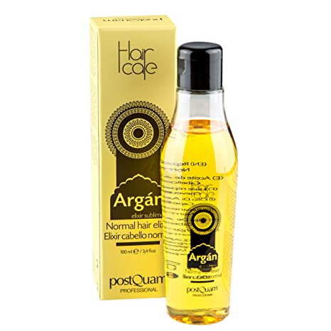 Postquam - Hair Care | Aceite de Argan Sublime para Cabellos Normales - 100ml