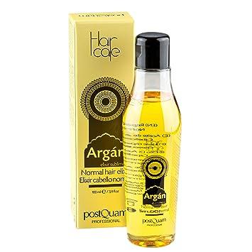 Postquam - Hair Care | Aceite de Argan Sublime para Cabellos Normales - 100ml