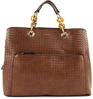 Tamaris Elsa Business Bag Black Comb.: : Schuhe