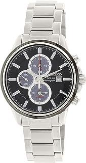 Seiko herren armbanduhr prospex chronograph quarz silikon ssc353p1