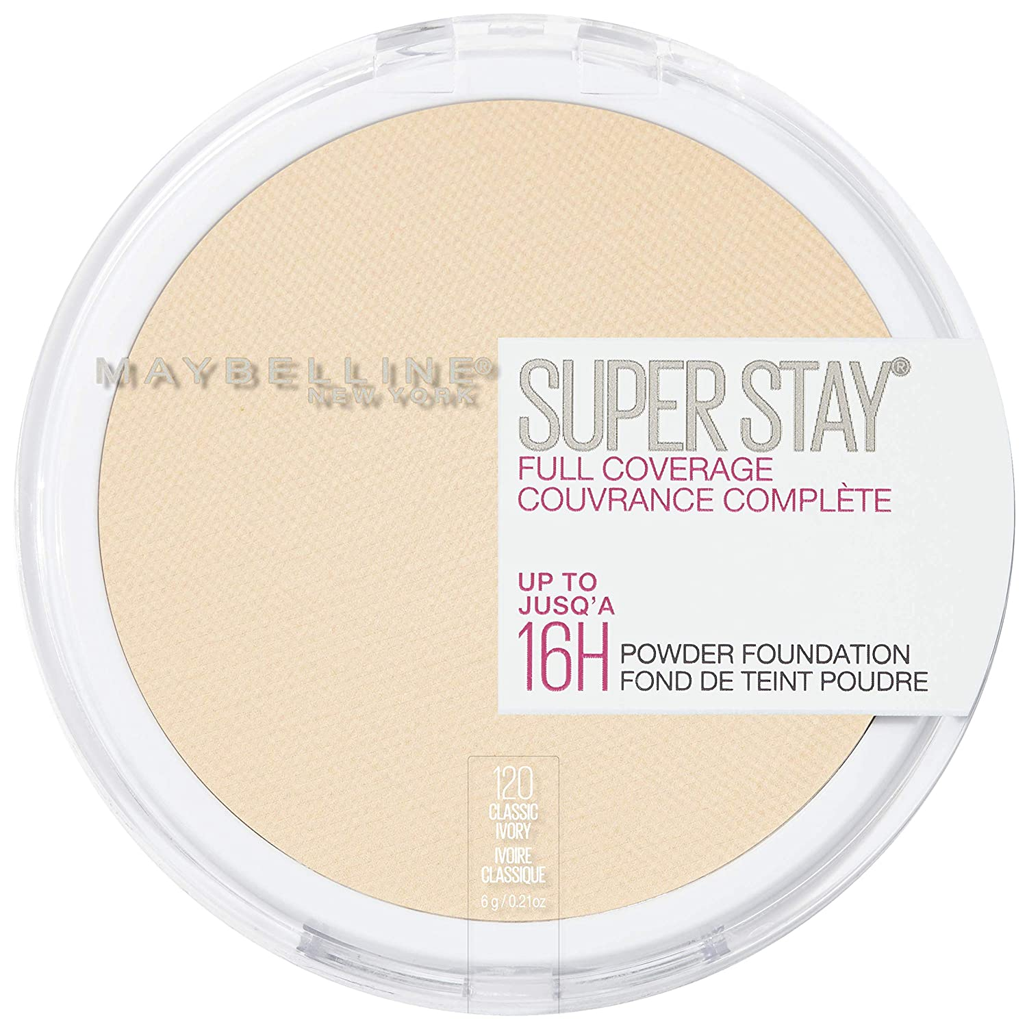 Maybelline New York Super Stay Full Coverage