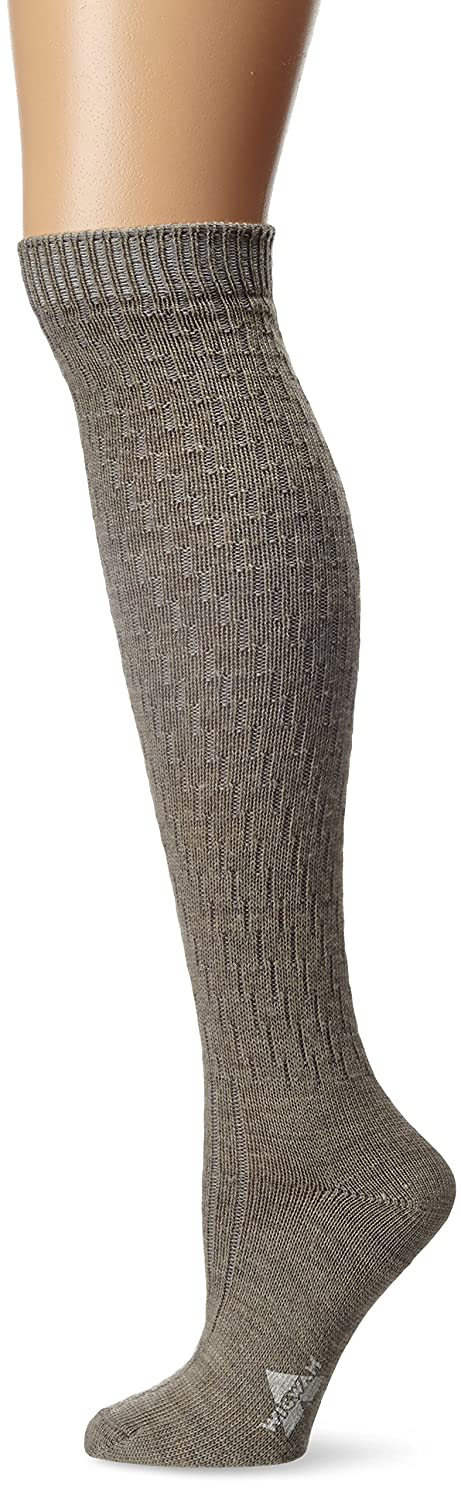 Wigwam womens Lilly Knee High Classic Merino Wool Lightweight Boot Socks Wigwam Men' s Socks F5319