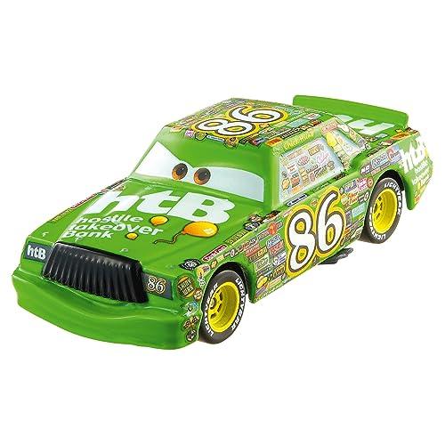 Disney Pixar Cars 2 Chick Hicks # 86 - Voiture Miniature Echelle 1:55