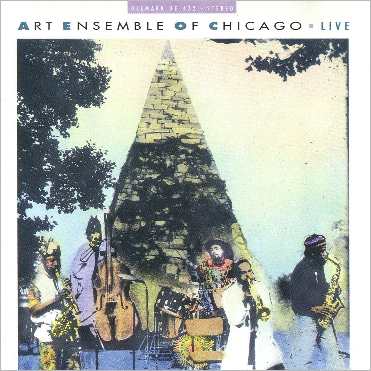 The Art Ensemble of Chicago - Live at Mandel Hall (CD)