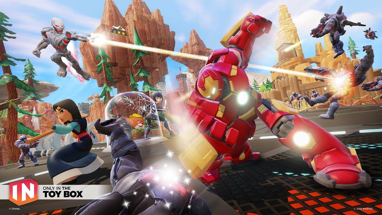 Disney Infinity 3.0 Editon: MARVEL's Hulkbuster Figure by Disney Infinity (Image #6)