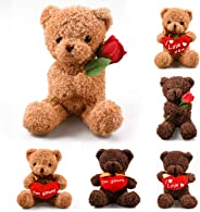 hey seven Valentine's Day Bear 12