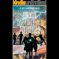 The Harmon Family Adventures (The Harmon Family Adventure Series Book 0)