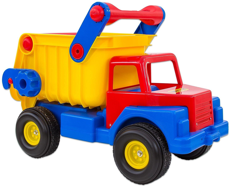 WADER Truck No. 1 mit Gummireifen
