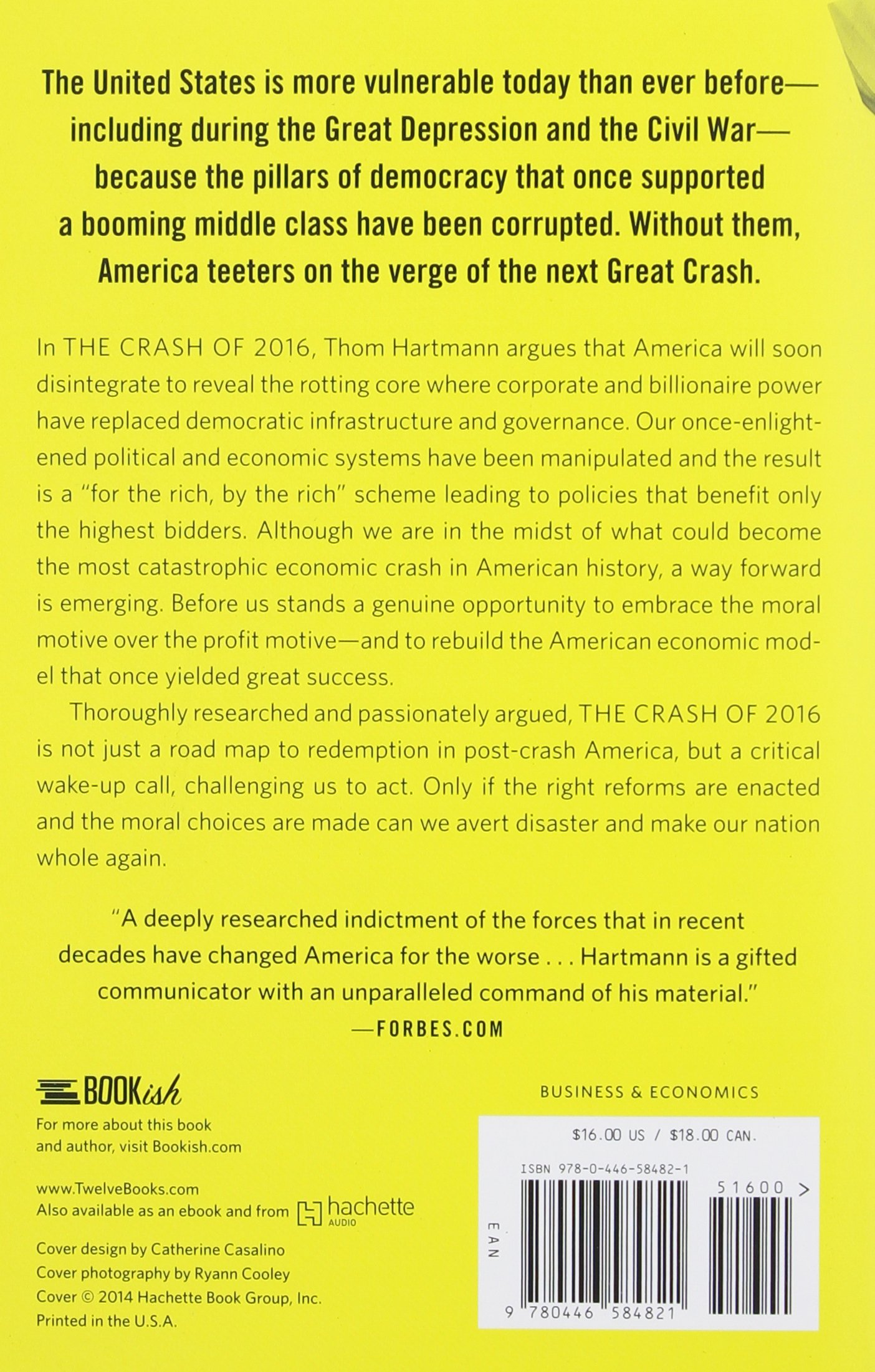 The crash of 2016 the plot to destroy america and what we can do the crash of 2016 the plot to destroy america and what we can do to stop it thom hartmann 9780446584821 amazon books fandeluxe Image collections