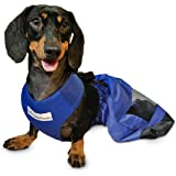 Walkin' Drag Bag |Indoor Dog Wheelchair Alternative | Protects Chest and Limbs | Durable Nylon | Breathable and Comfortable