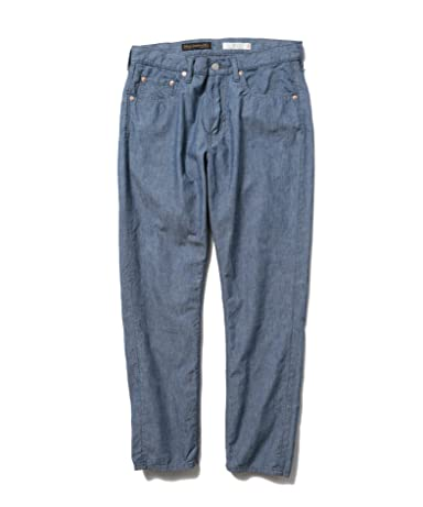 Chambray Jeans 51-21-0048-794: Blue