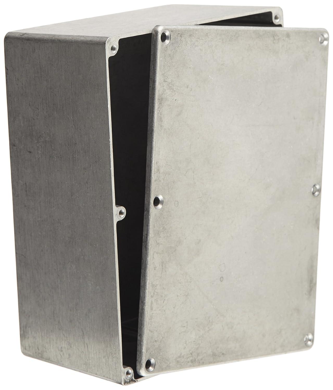 Brand New Gray Die Cast Aluminum Enclosure 5.71 Inch X 3.74 Inch X 1.77 Inch
