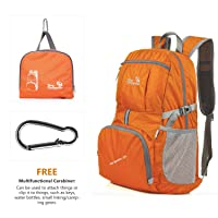Outlander Packable Handy Hiking Backpack