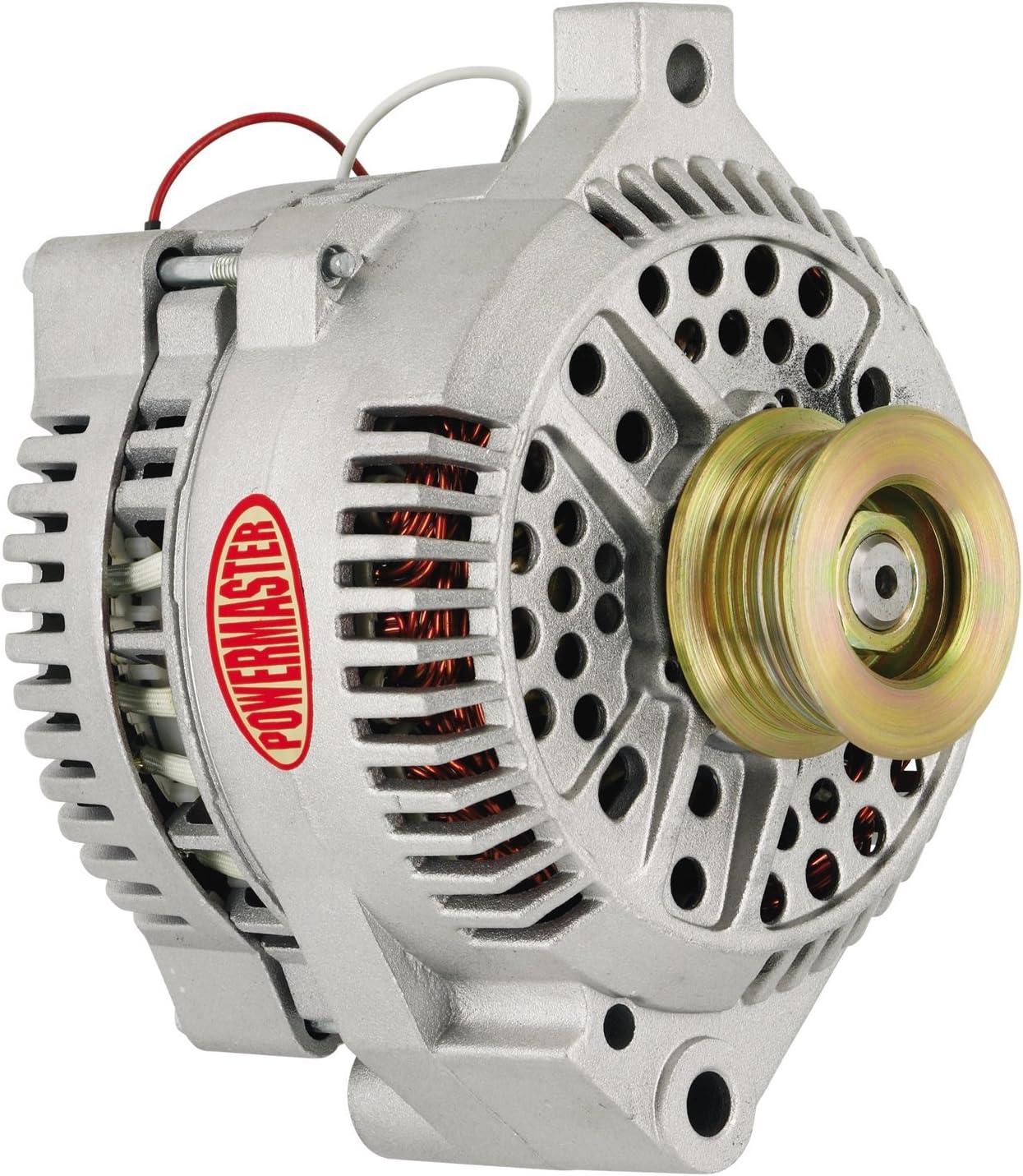 [ZHKZ_3066]  Amazon.com: Powermaster 477711 Natural Ford 3G One Wire Alternator 200A:  Automotive | Ford Powermaster Alternators Wiring |  | Amazon.com