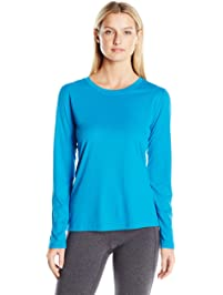 Hanes Womens Sport Cool Dri Performance Long Sleeve Tee Shirt