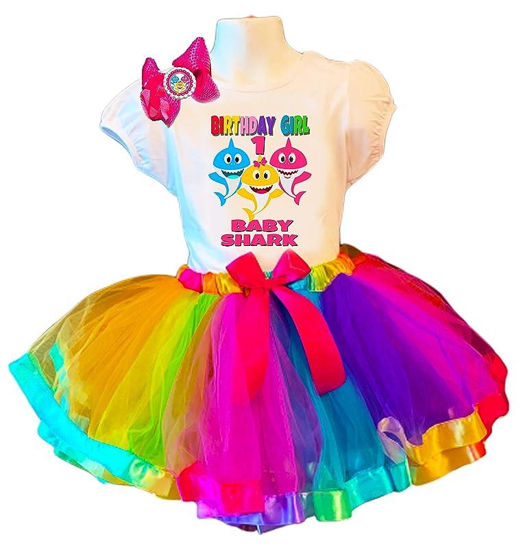 1st Birthday outfit Elmo Tutu Outfit elmo and friends tutu dress tutu outfit Sesame Street birthday outfit ribbon trim rainbow tutu outfit