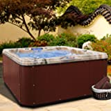 American Spas AM-630LM 5-Person 30-Jet Lounger