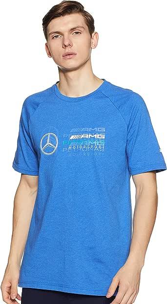 Mercedes AMG Petronas Mercedes Amg Logo tee, XXL Camiseta, Azul ...