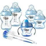 Tommee Tippee Closer To Nature Newborn Starter Gift Set, Blue