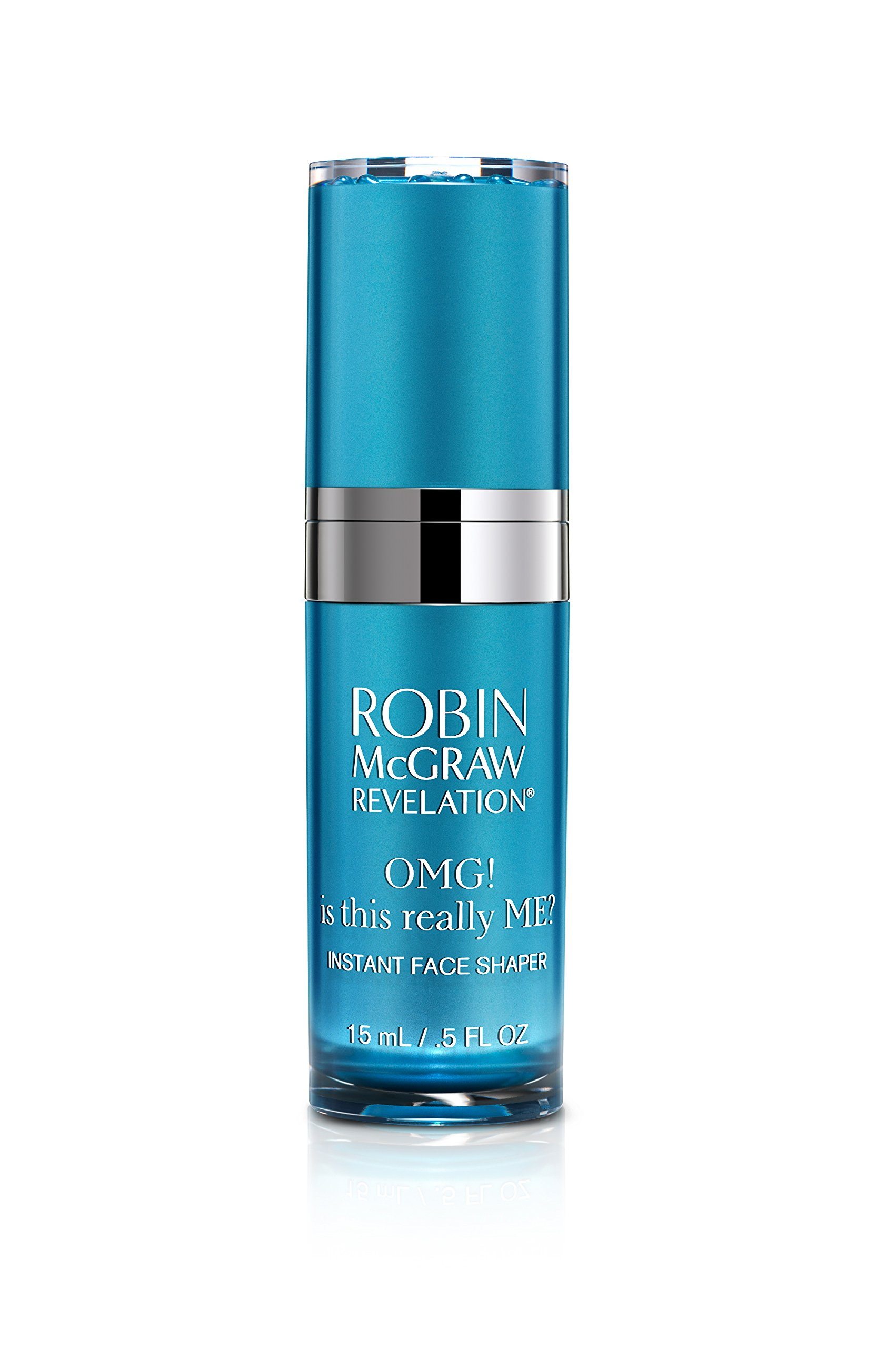 Robin McGraw Revelation OMG! is this really ME? - Instant Face Shaper, 0.5 fl. oz. by Robin McGraw Revelation