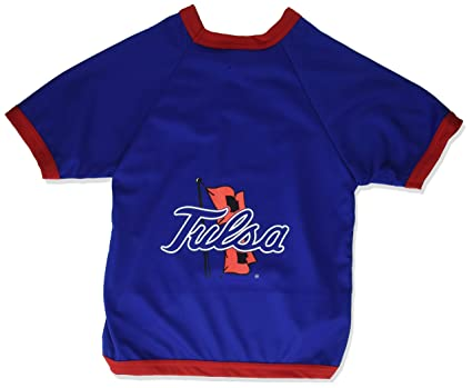 huge discount b2f22 7bd89 Amazon.com : NCAA Tulsa Golden Hurricane Athletic Mesh Dog ...