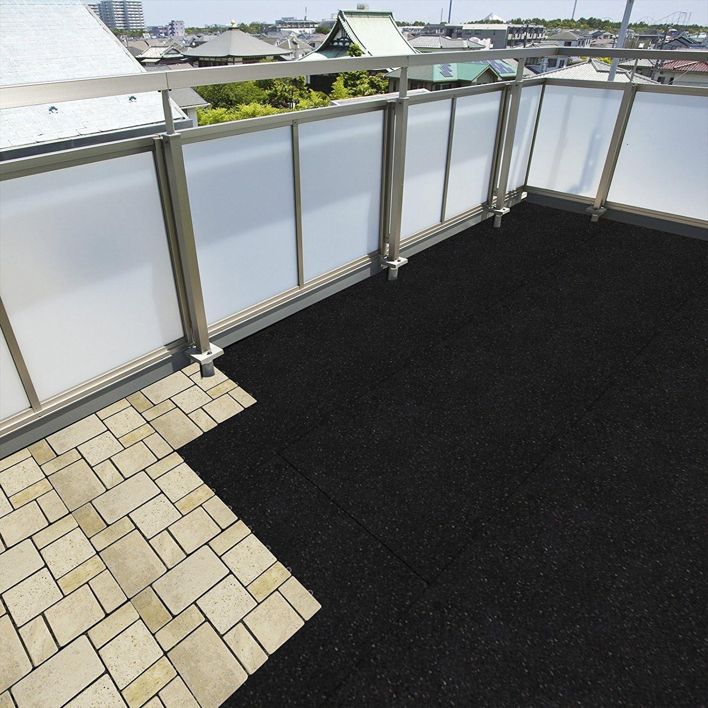 5 m x 1,25 m ETM Bautenschutzmatte 6 mm von 1-10 m L/änge ausw/ählen