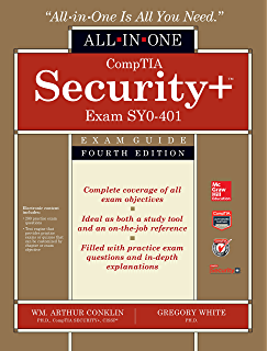 Amazon ceh certified ethical hacker all in one exam guide comptia security all in one exam guide fourth edition exam sy0 fandeluxe Images