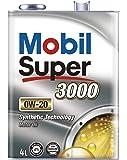 Mobil エンジンオイル スーパー 3000 0W-20 SN/GF5 4L [HTRC3]