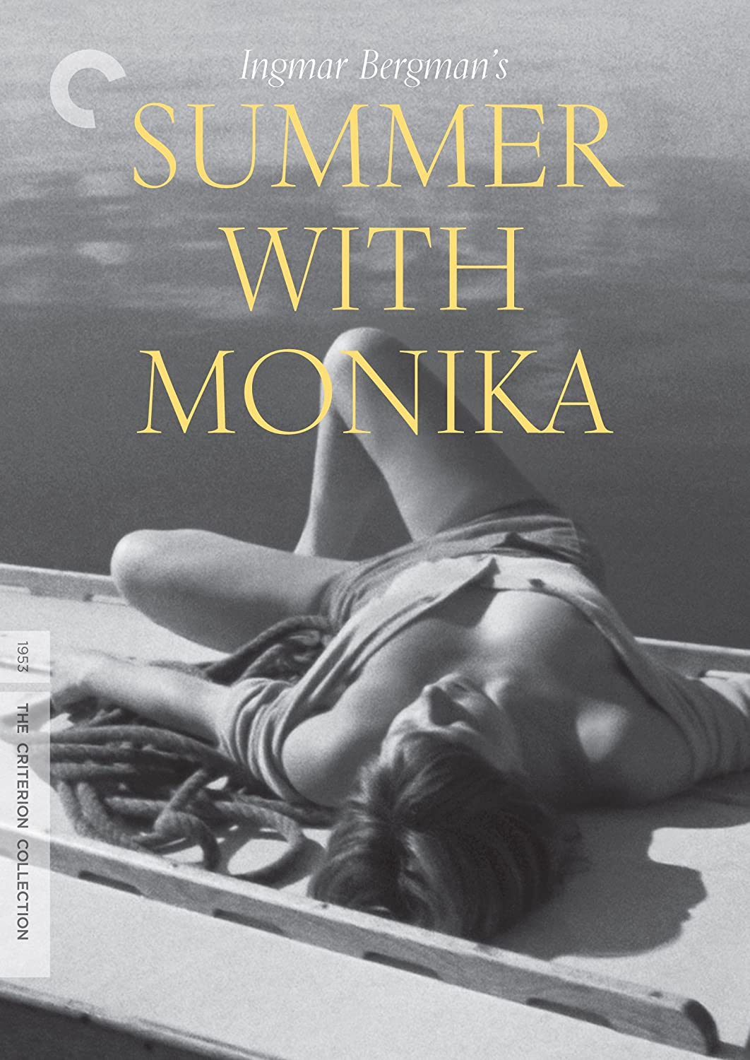 Amazon com: Summer with Monika (Criterion Collection