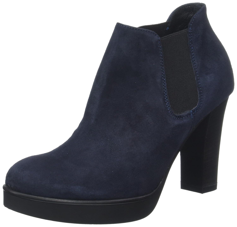 TALLA 40 EU. Donna Piu Rosaria, Zapatos de tacón con Punta Abierta para Mujer
