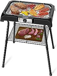 Churrasqueira Elétrica Grand Steak & Grill II, Mondial, CH-06