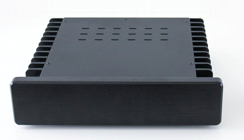 HDPLEX H1.S Fanless - Caja de ordenador silenciosa HTPC sin ventilador: Amazon.es: Electrónica