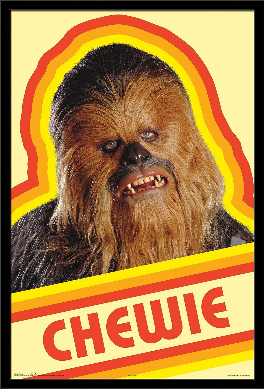 Trends International Star Wars Chewie Wall Poster 22.375 x 34