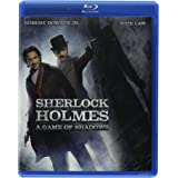 Sherlock Holmes: A Game of Shadows (Rpkg/BD) [Blu-ray]