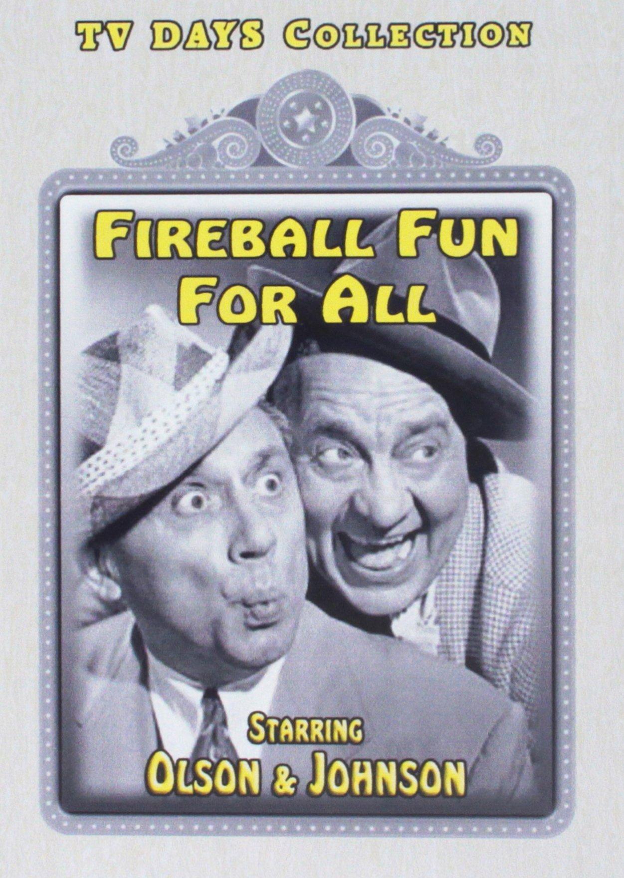 DVD : Fireball Fun For All (DVD)
