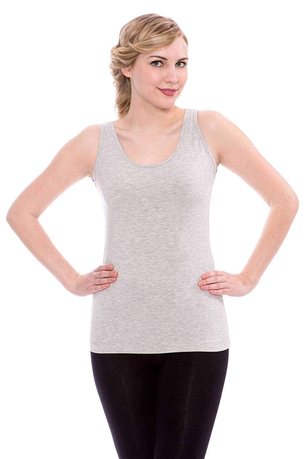 807806630dc370 Texere classic tank tee-shirt is exclusively fulfilled by Amazon. Buy ONLY  when indicated as being shipped by Amazon. (SKU  TX-WB116-002)