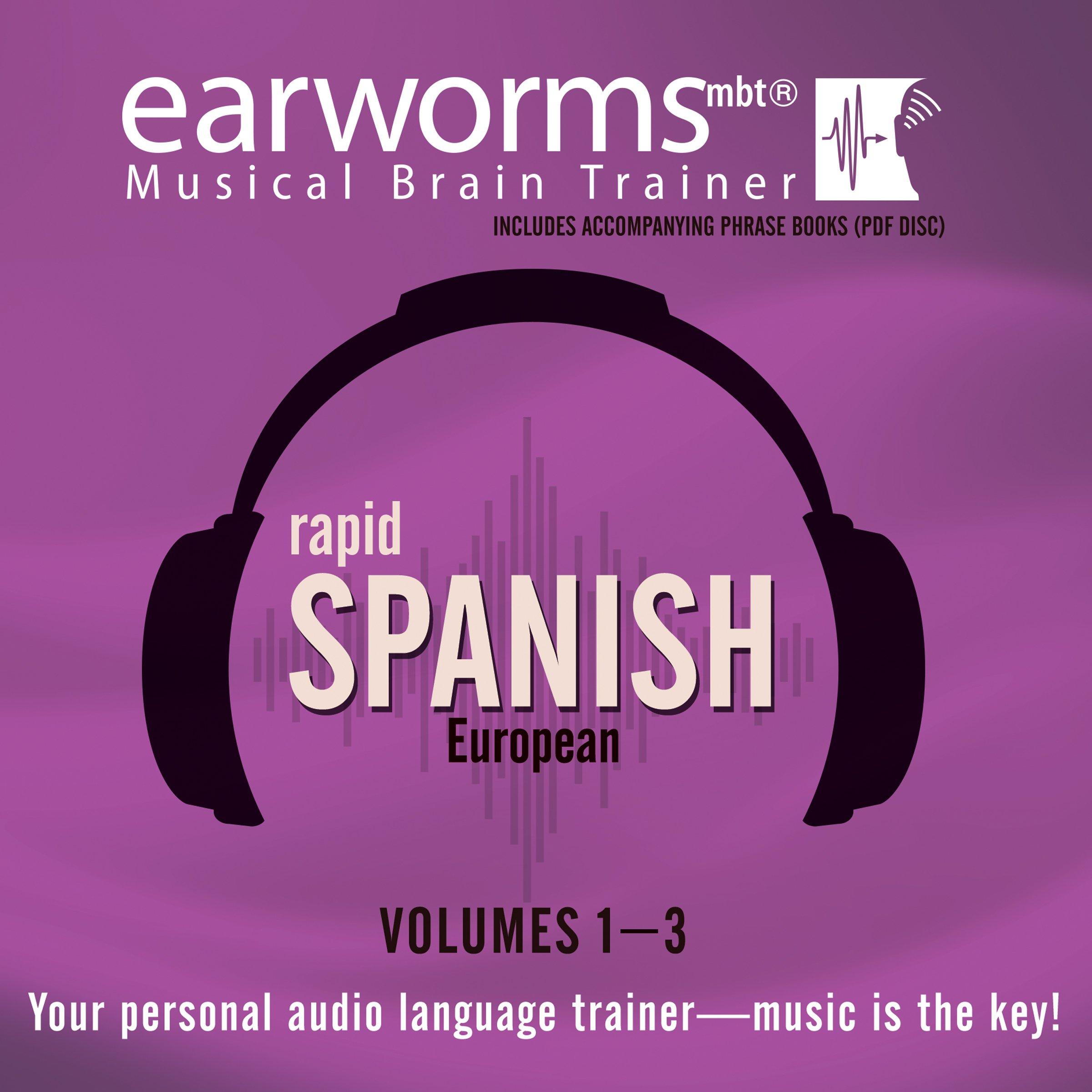 94c94cf0abce 1-3 (Earworms) (Spanish) Audio CD – Audiobook