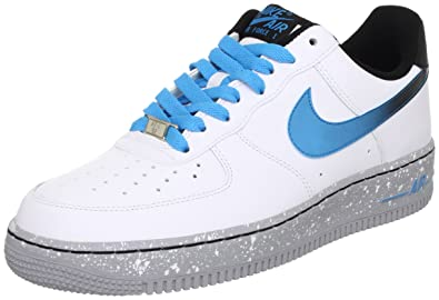 32b4b414f70 Nike Air Force 1 quot Galaxy Pack Mens Basketball Shoes 488298-119 White ...