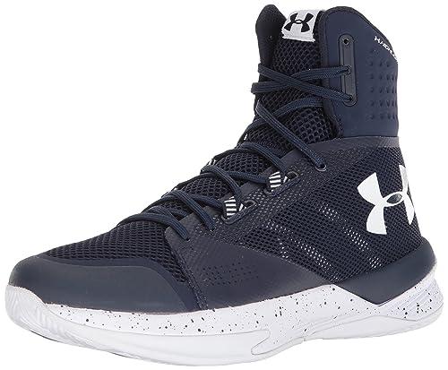 elegir despacho vívido y de gran estilo precio favorable Under Armour Women's Highlight Ace Volleyball Shoe, Midnight Navy ...