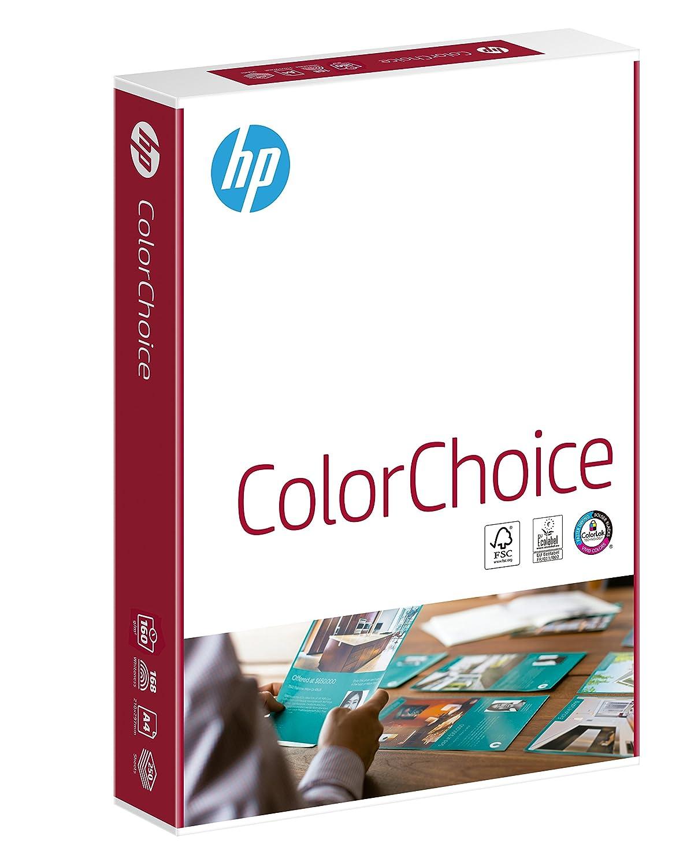 wei/ß HP Color Choice CHP754 Papier FSC DIN A4, 90 g//m/², 500 Blatt, alle Drucker A4 Paket zu 250 Bogen//Blatt wei/ß /& AVERY Zweckform 2563 Drucker-// Kopierpapier 160g//m2
