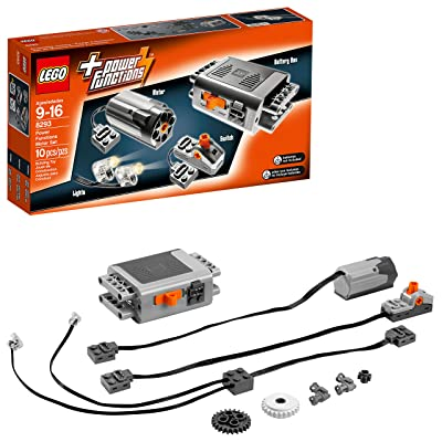 LEGO Technic Power Functions Motor Set 8293 (10 Pieces): Toys & Games