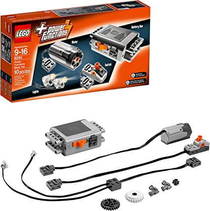 Lego Technic 8293 Power Functions Motor Set Building Sets Amazon Canada